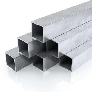 Square ERW tubes